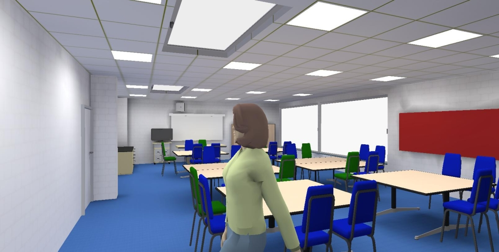 James Brindley Classroom  (Schools)