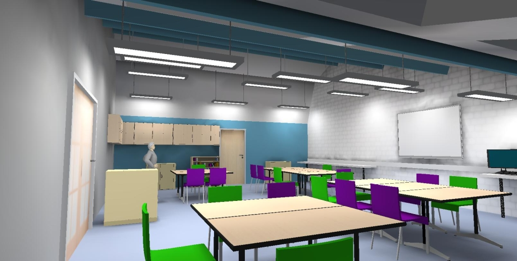 st james primary (classroom) (Schools)